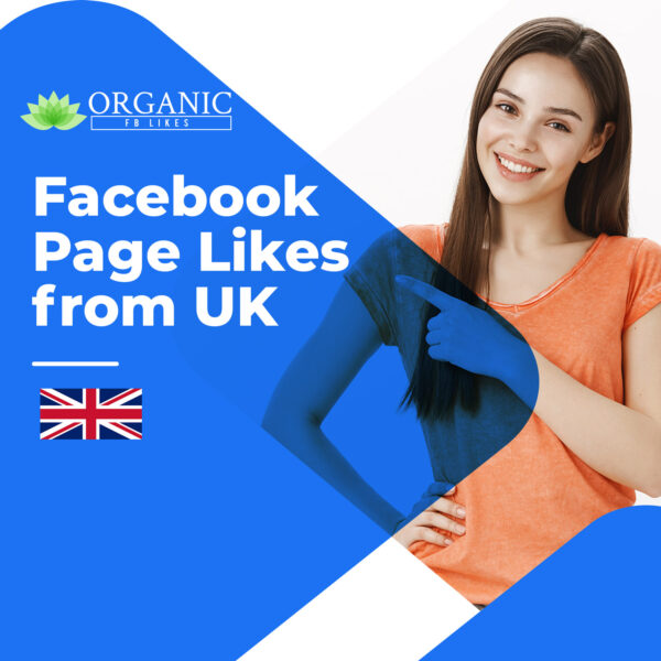 Facebook UK Page Likes