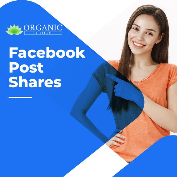 Facebook Post Shares