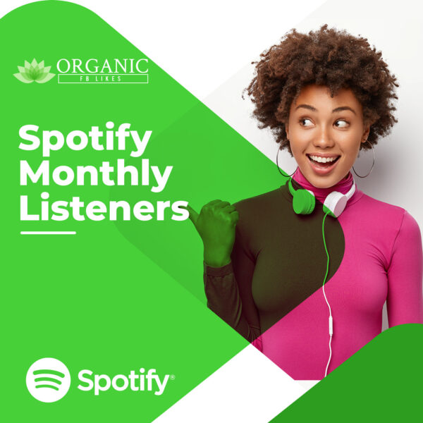 Spotify Artist Monthly Listeners