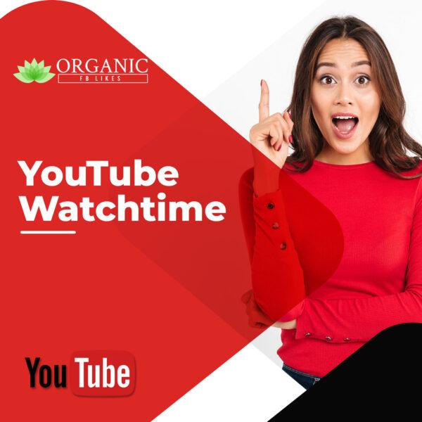 YouTube Watchtime