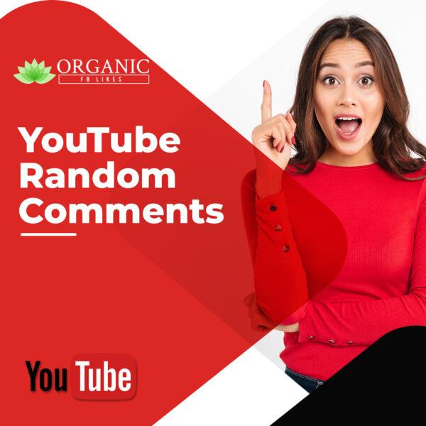 YouTube Random Comments