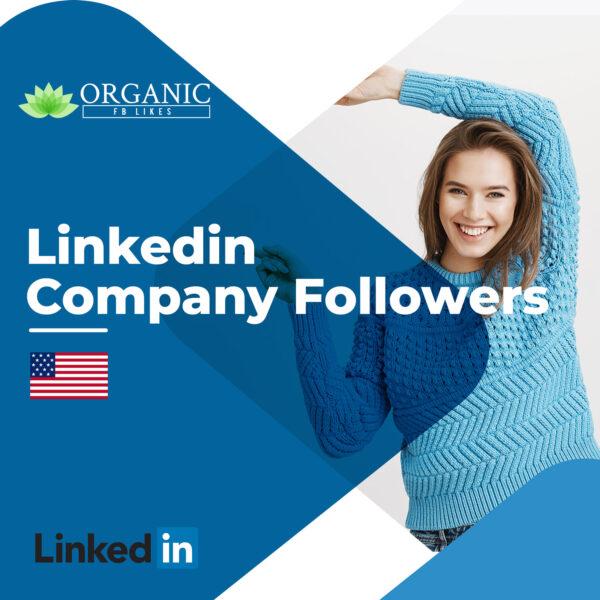 LinkedIn Company Page Followers