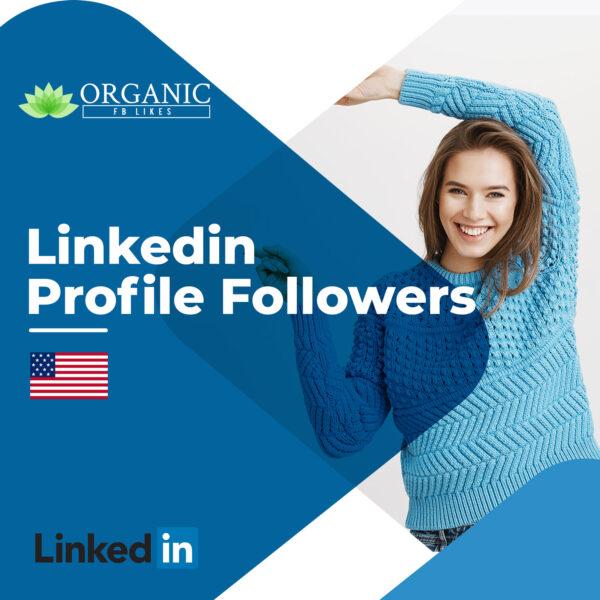 LinkedIn Profile Followers